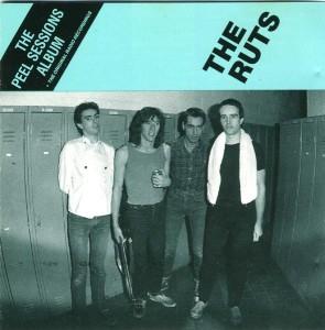 The Ruts - The Peel Sessions Album_copertina