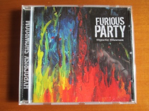 Furious Party - Hypocrisy Showroom_cover