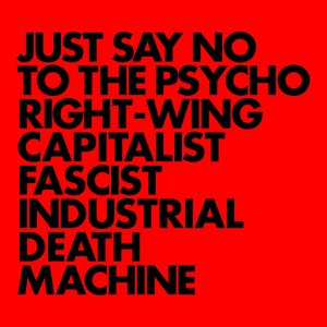 Gnod - Just Say No To The Psycho Right-Wing Capitalist Fascist Industrial Death Machine_cover