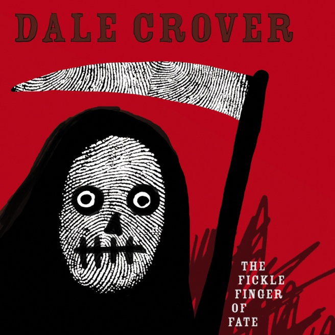 Dale Crover - The Fickle Finger of Fate_cover