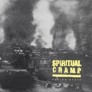Spiritual Cramp - Police State_cover