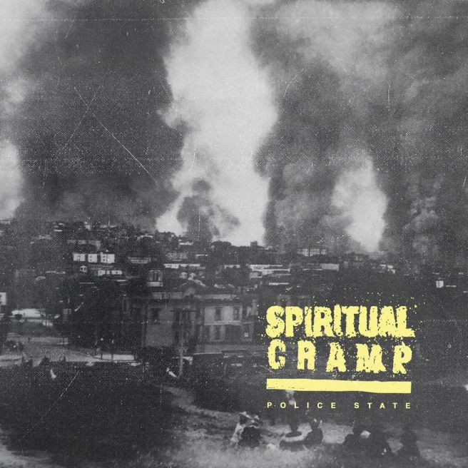Spiritual Cramp - Police State_cover