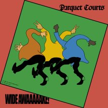 Parquet Courts_Wide Awake_cover