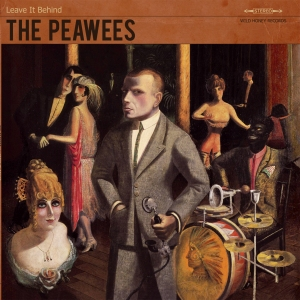 THE PEAWEES_Leave it Behind_cover