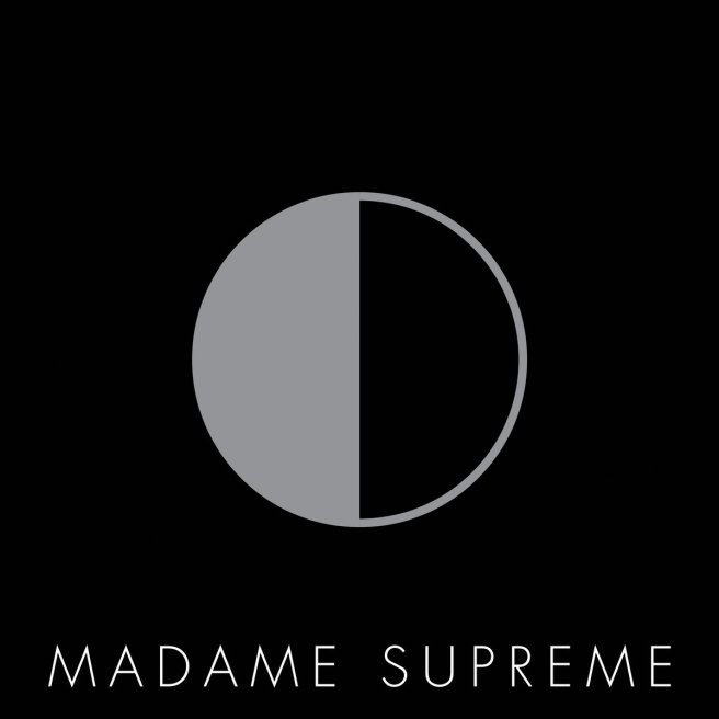 The Buttertones_Madame Supreme_cover