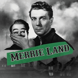 the good, the bad and the queen - merrie land_cover