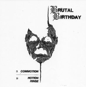 Brutal Birthday_Commotion_cover