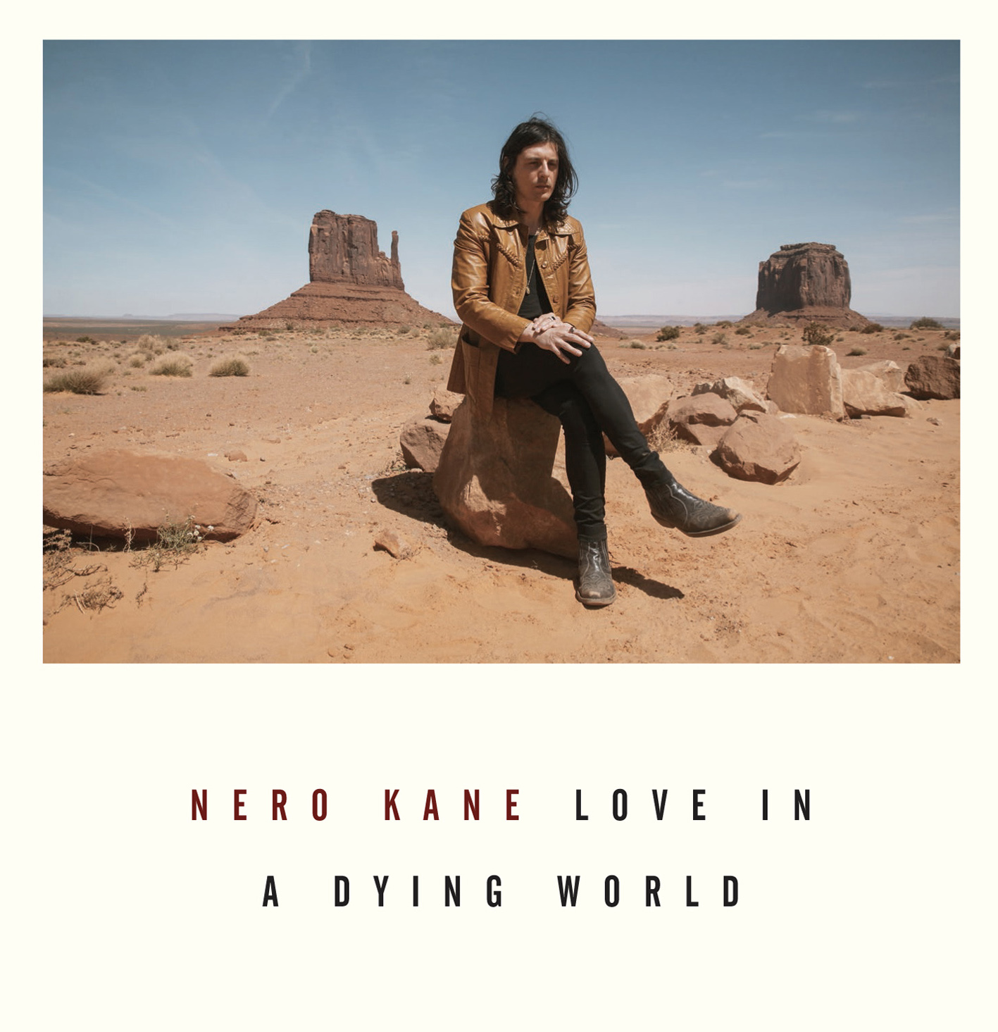 Nero Kane_Love in a Dying World