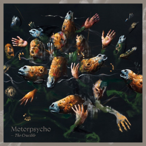 Motorpsycho_The Crucible_cover