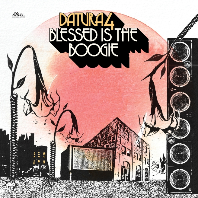 Datura4-blessed-is-the-boogie-cover