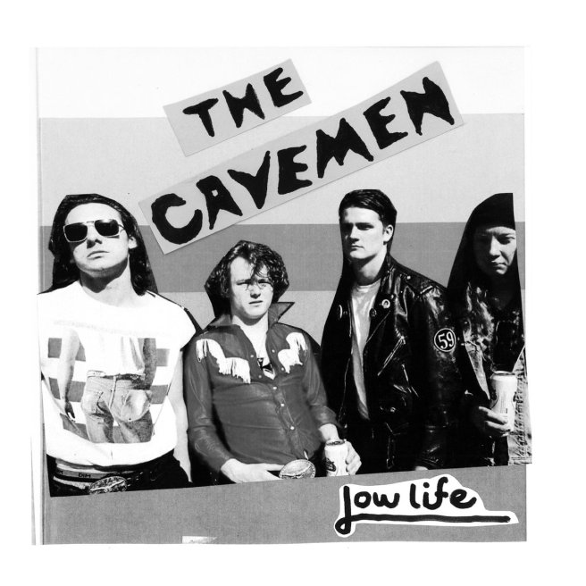 the cavemen_lowlife_cover