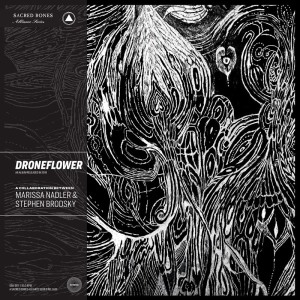 Marissa Nadler And Stephen Brodsky - Droneflower_cover
