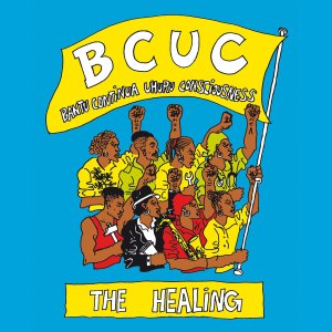 BCUC - The Healing_cover